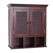 "Cane 22.5"" x 24"" Wall Mounted Cabinet"