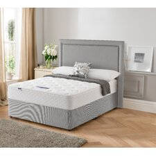 Scarlet Memory Foam Divan Bed
