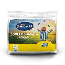 Cooler Summer Standard Pillow (Set of 2) (Set of 2)