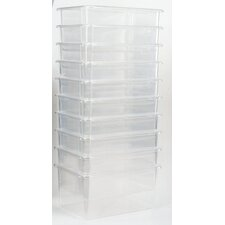 1000 Series Clear Tot Tray