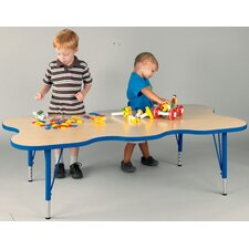 """My Place"" Play Rectangular Activity Table"