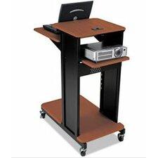 Xtra Long Presentation AV Cart