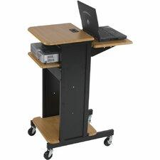 Presentation AV Cart