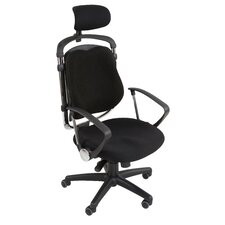 Posture Perfect High-Back Executive Chair