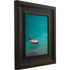 """2.5"""" Wide Distressed Wood Picture Frame / Poster Frame"""