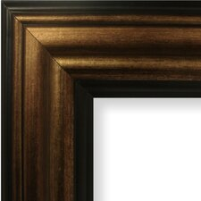 """3.02"""" Wide Smooth Distressed Picture Frame"""