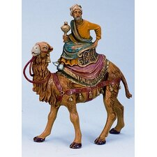 """5"""" Scale Kings on Camels Figurines (Set of 3)"""