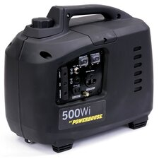 Powerhouse 500 Watt Gasoline Inverter Generator