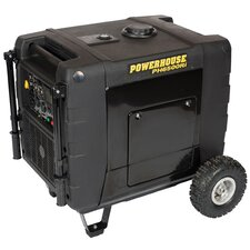 Powerhouse 6500 Watt CARB Gasoline Inverter Generator with Wireless Remote