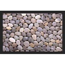 Fußmatte Stones