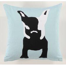 Milan Cotton Throw Pillow