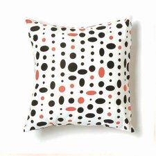 Cosmic Small Cotton Throw Pillow