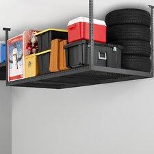 Adjustable Ceiling Shelving Unit
