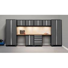 Bold 3.0 Series 10-Piece Garage Storage Cabinet Set with Worktop