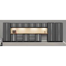 Bold 3.0 Series 16-Piece Garage Storage Cabinet Set with Worktop