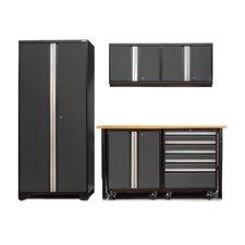 Pro 3.0 Series 6-Piece Garage Storage Cabinet Set