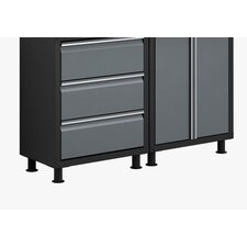 RTA Series 3 Piece Cabinet Base