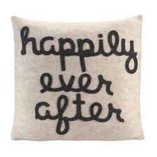 It Start With A Kiss Happily Ever After Throw Pillow