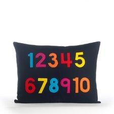 Play Room 123 Throw Pillow