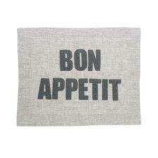 """""""Bon Appetit"""" Placemat"""