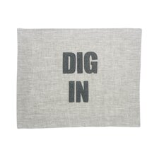 """Dig In"" Placemat"