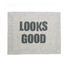 """""""Looks Good"""" Placemat"""