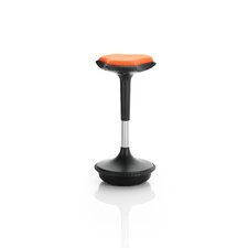 Sittall Visitor Fabric Seat Stool
