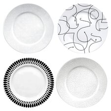 "In-The-Mix 11"" Dinner Plate (Set of 4)"