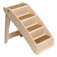 """Pup 4 Step 28"""" Pet Stairs"""