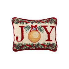 Joy Wool Lumbar Pillow (Set of 2)