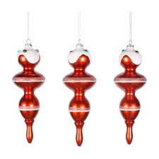 Candy Jewel Assorted Ornament (Set of 3)