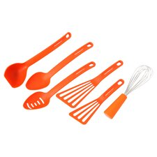 Tools and Gadgets 6 Piece Utensil Set