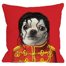 Pets Rock Pop Throw Pillow