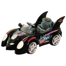 Batmobile 12V Battery Powered Car