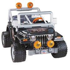 Power Wheels 12V Battery Powered Jeep