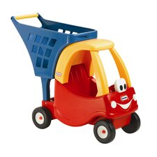 Cozy Coupe Shopping Cart Ride-On II