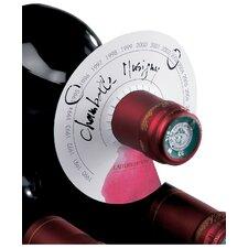 80-tlg. Weinflaschenanhänger Storing