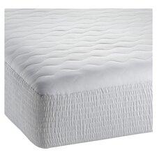 200 Thread Count Cotton Down Alternative Dream Loft Mattress Pad