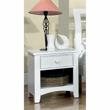 Alyssa 1 Drawer Nightstand