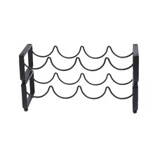 Wyndham Road 4 Bottle Tabletop Wine Rack (Set of 2)