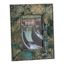 Fes Crushed Mosaic Picture Frame I
