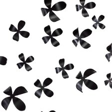 Flower Wall Décor (Set of 25)