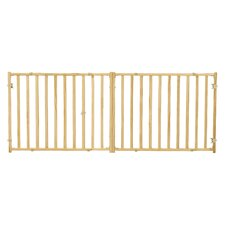 Extra Wide Rail & Baluster Pet Gate