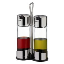 Club 3 Piece Oil & Vinegar Set