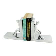 Backward Bookend (Set of 2)