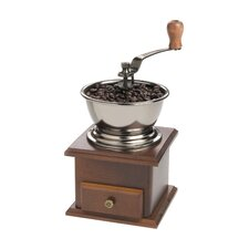 Classic Hand Crank Manual Coffee Grinder
