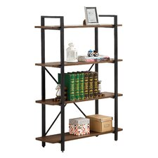 "Charlie 52.75"" Etagere Bookcase"