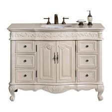 "Ella 48"" Single Bathroom Vanity Set"