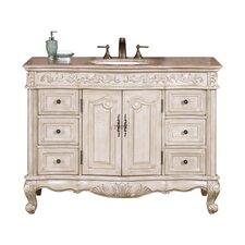 """Ella 48"""" Single Bathroom Vanity Set"""