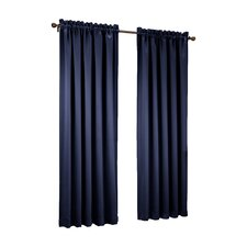 Groton Rod Pocket Single Curtain Panel